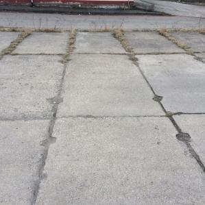 Budowa drogi z płyty betonowej